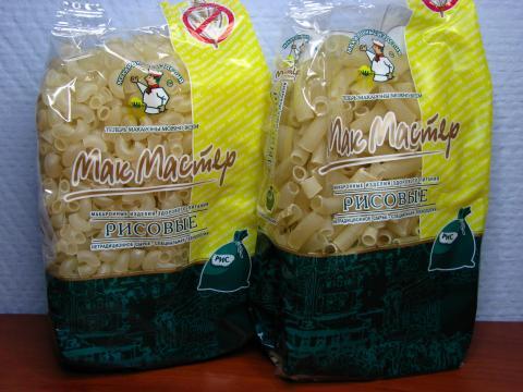 Рисовые макароны как приготовить